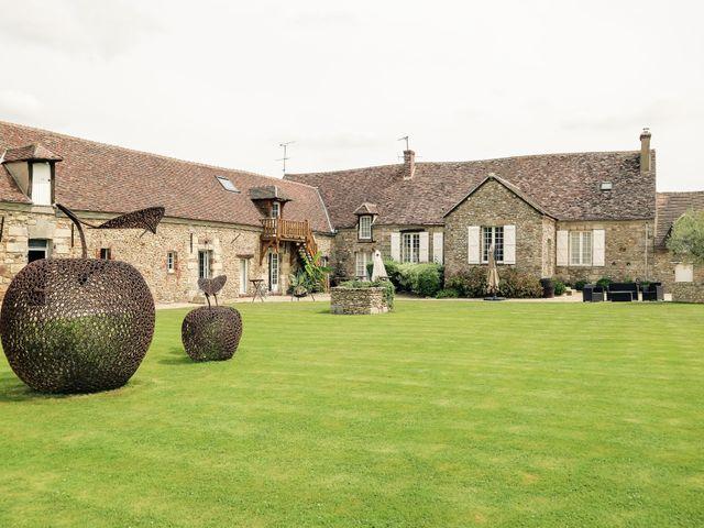 Le mariage de Thomas et Charlotte à Épernon, Eure-et-Loir 1