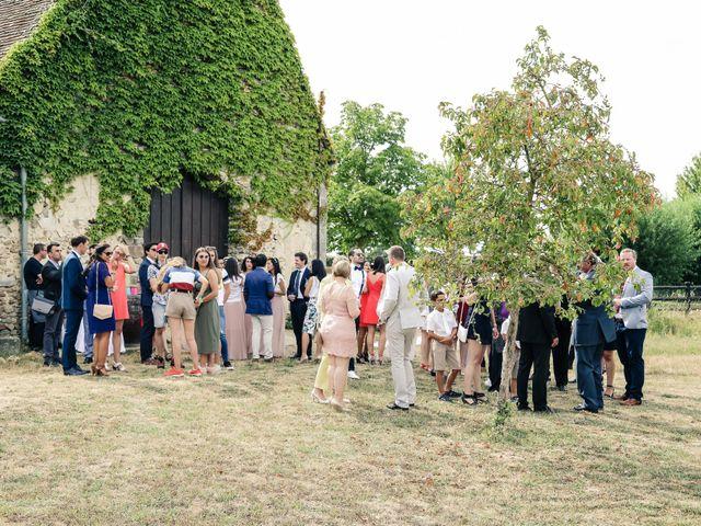 Le mariage de Thomas et Charlotte à Épernon, Eure-et-Loir 54