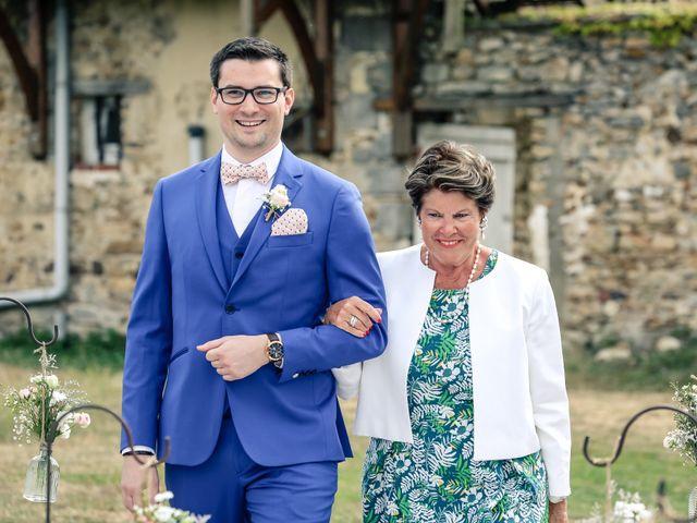 Le mariage de Thomas et Charlotte à Épernon, Eure-et-Loir 57