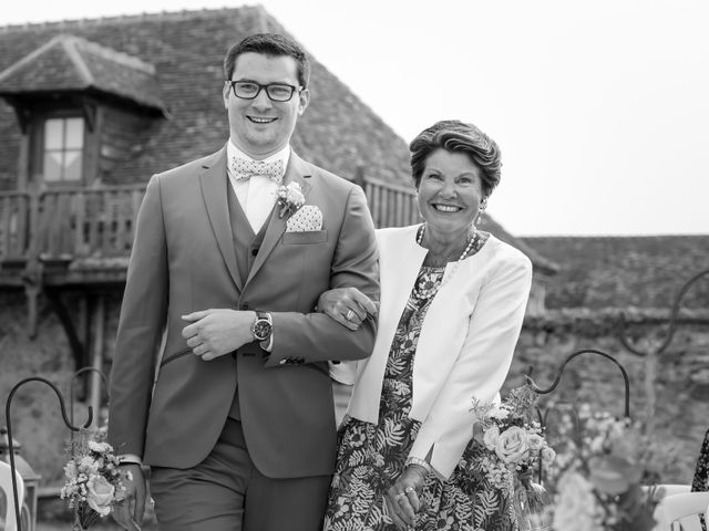 Le mariage de Thomas et Charlotte à Épernon, Eure-et-Loir 58