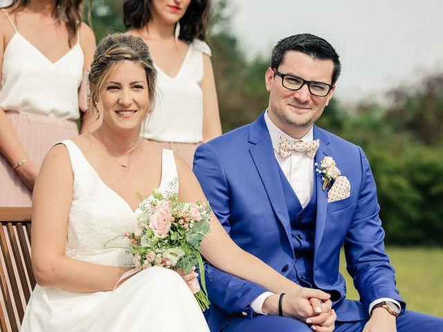 Le mariage de Thomas et Charlotte à Épernon, Eure-et-Loir 65