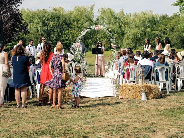 Le mariage de Thomas et Charlotte à Épernon, Eure-et-Loir 75