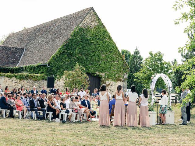 Le mariage de Thomas et Charlotte à Épernon, Eure-et-Loir 77