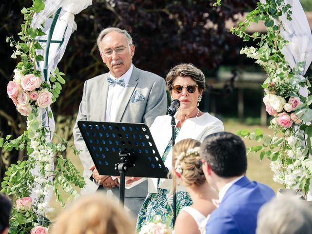 Le mariage de Thomas et Charlotte à Épernon, Eure-et-Loir 78