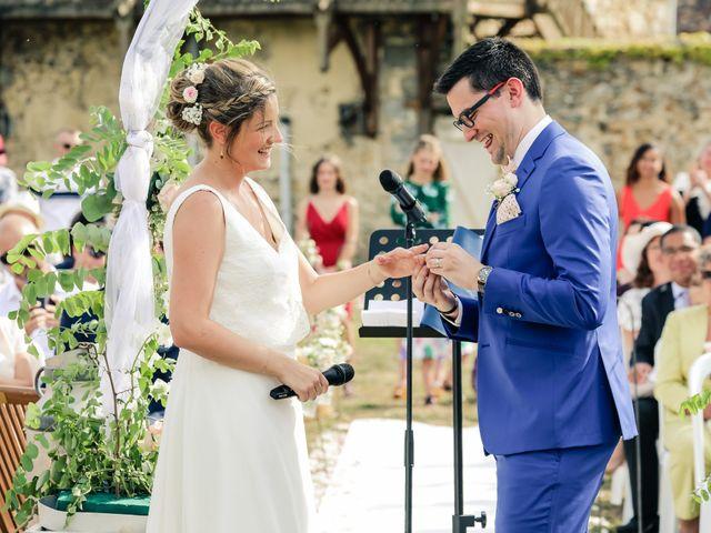 Le mariage de Thomas et Charlotte à Épernon, Eure-et-Loir 84