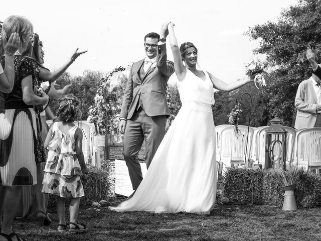 Le mariage de Thomas et Charlotte à Épernon, Eure-et-Loir 89