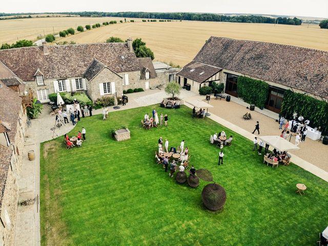 Le mariage de Thomas et Charlotte à Épernon, Eure-et-Loir 94