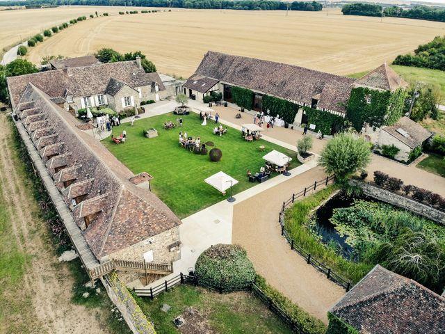 Le mariage de Thomas et Charlotte à Épernon, Eure-et-Loir 95