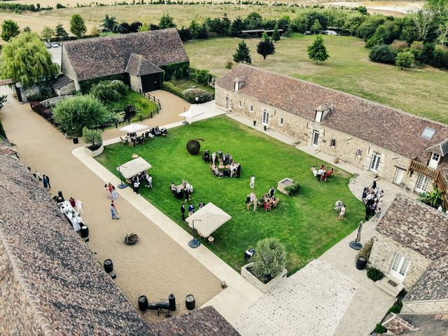 Le mariage de Thomas et Charlotte à Épernon, Eure-et-Loir 96