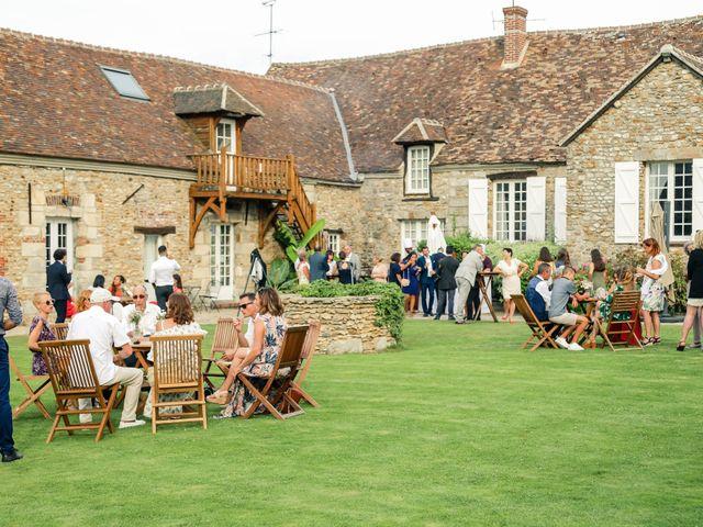 Le mariage de Thomas et Charlotte à Épernon, Eure-et-Loir 98