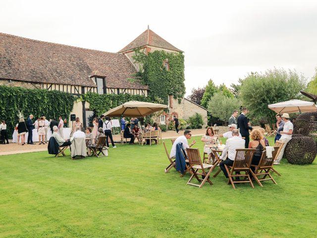 Le mariage de Thomas et Charlotte à Épernon, Eure-et-Loir 99