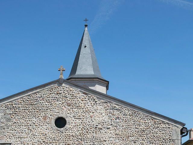 Le mariage de Max et Sophie à Saint-Éloi, Nièvre 3