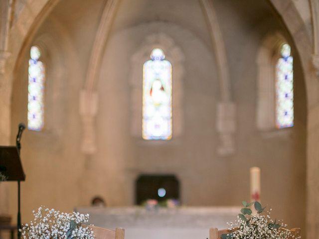 Le mariage de Max et Sophie à Saint-Éloi, Nièvre 4
