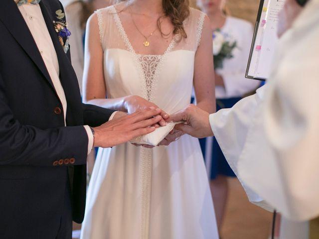Le mariage de Max et Sophie à Saint-Éloi, Nièvre 20