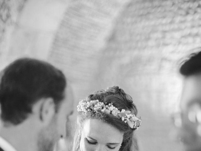 Le mariage de Max et Sophie à Saint-Éloi, Nièvre 21