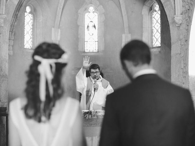 Le mariage de Max et Sophie à Saint-Éloi, Nièvre 26