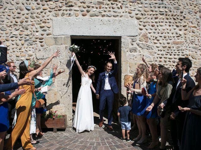 Le mariage de Max et Sophie à Saint-Éloi, Nièvre 27