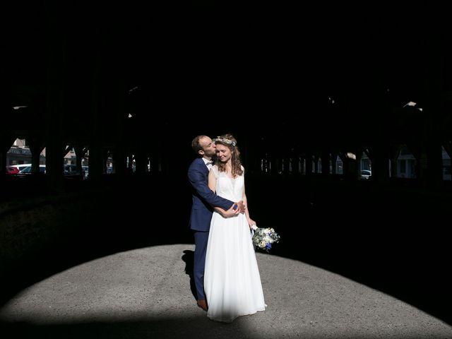 Le mariage de Max et Sophie à Saint-Éloi, Nièvre 28