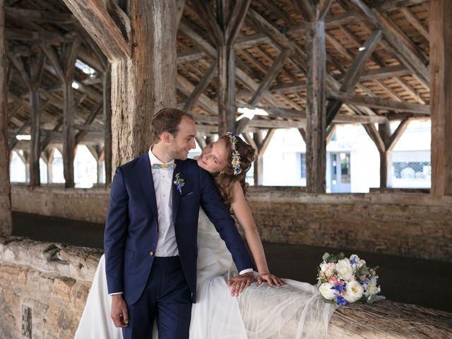 Le mariage de Sophie et Max