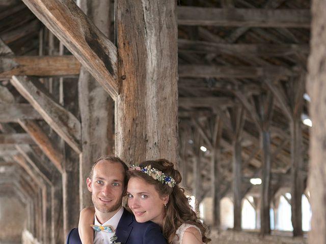 Le mariage de Max et Sophie à Saint-Éloi, Nièvre 31