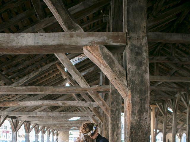 Le mariage de Max et Sophie à Saint-Éloi, Nièvre 32