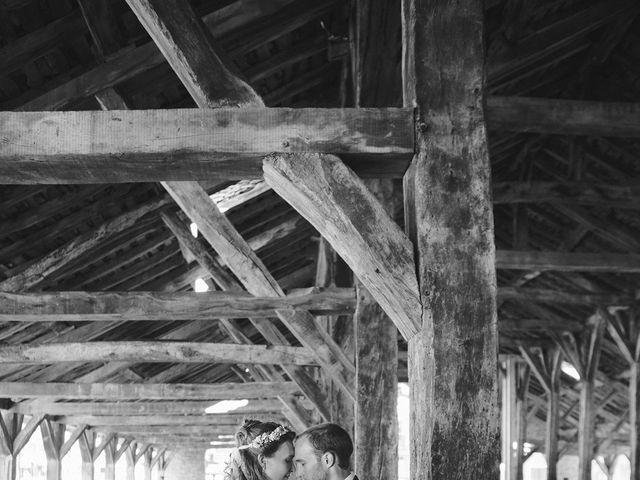 Le mariage de Max et Sophie à Saint-Éloi, Nièvre 33