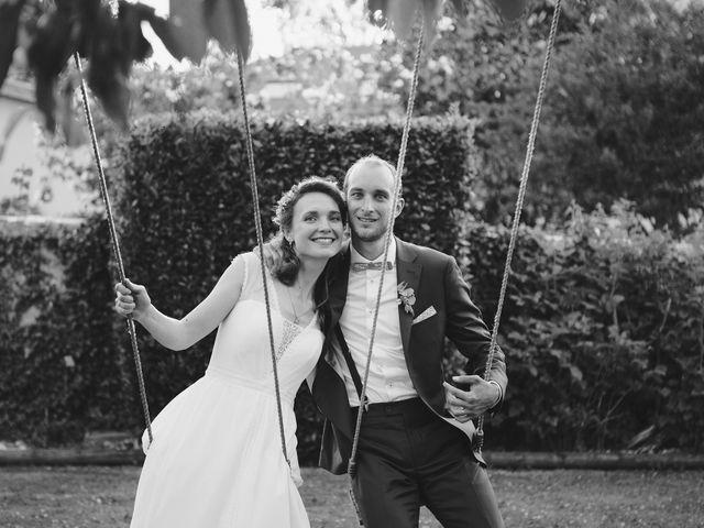 Le mariage de Max et Sophie à Saint-Éloi, Nièvre 47