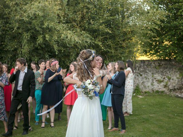Le mariage de Max et Sophie à Saint-Éloi, Nièvre 50