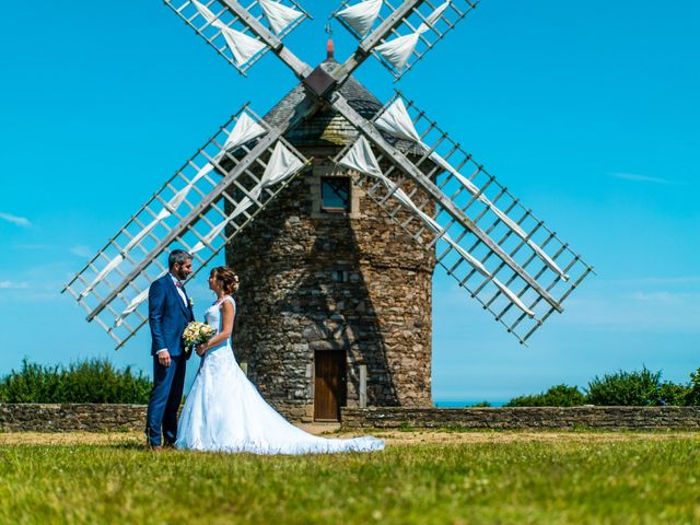 Le mariage de  Loïc   et Charlène   à Plouézec, Côtes d'Armor 10