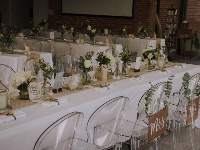 Le mariage de Charles et Amandine à Toulouse, Haute-Garonne 63