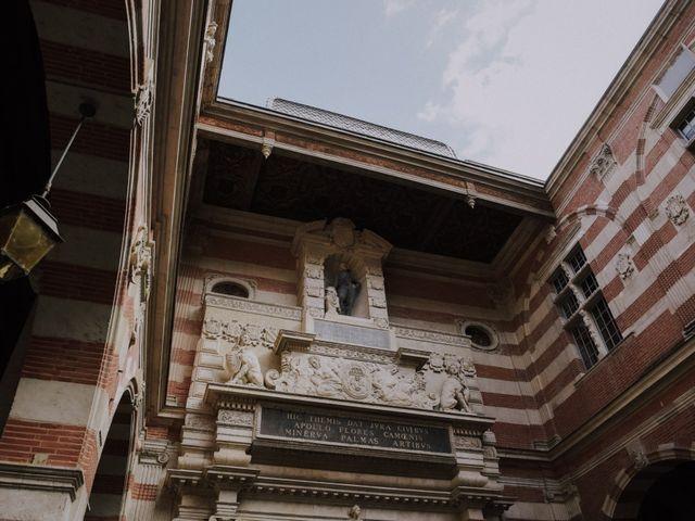 Le mariage de Charles et Amandine à Toulouse, Haute-Garonne 85