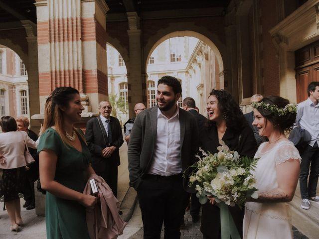 Le mariage de Charles et Amandine à Toulouse, Haute-Garonne 87