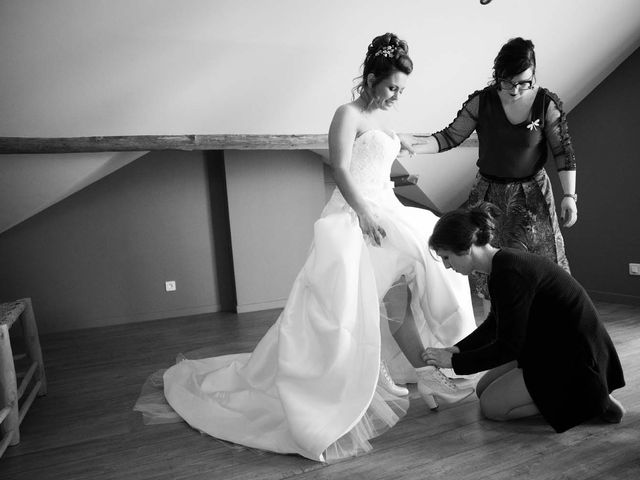 Le mariage de Quentin et Céline à Saxon-Sion, Meurthe-et-Moselle 16