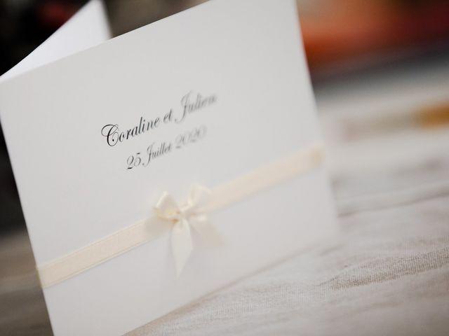 Le mariage de Julien et Coraline à Angoulême, Charente 1