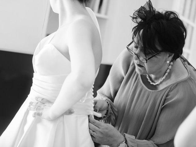 Le mariage de Julien et Coraline à Angoulême, Charente 12