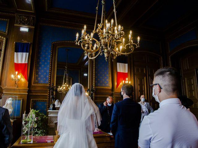 Le mariage de Julien et Coraline à Angoulême, Charente 33