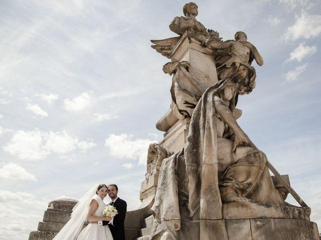 Le mariage de Julien et Coraline à Angoulême, Charente 41