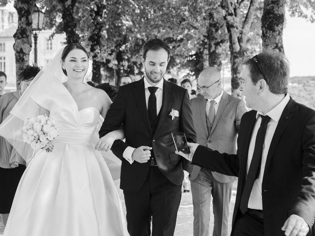 Le mariage de Julien et Coraline à Angoulême, Charente 43
