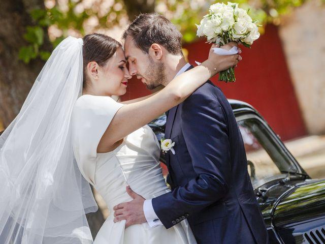 Le mariage de Julien et Coraline à Angoulême, Charente 46