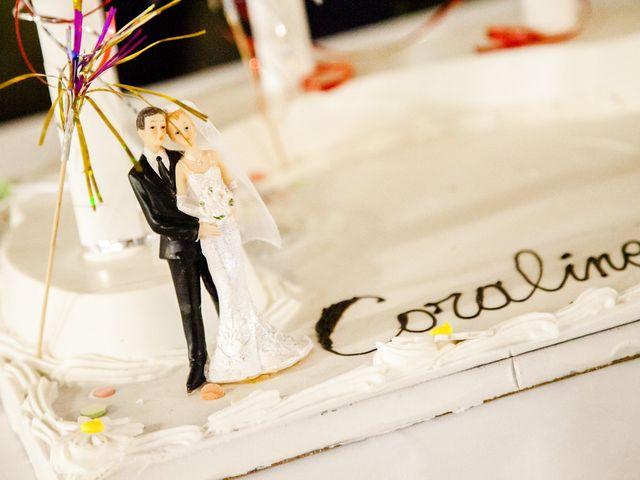 Le mariage de Julien et Coraline à Angoulême, Charente 88