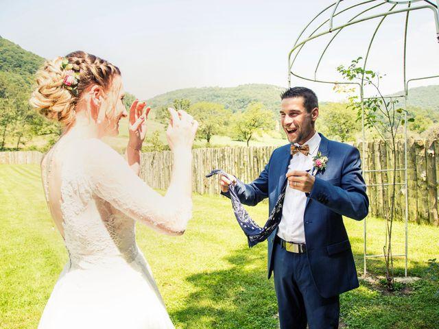 Le mariage de Denis et Lucie à Neuville-sur-Ain, Ain 18
