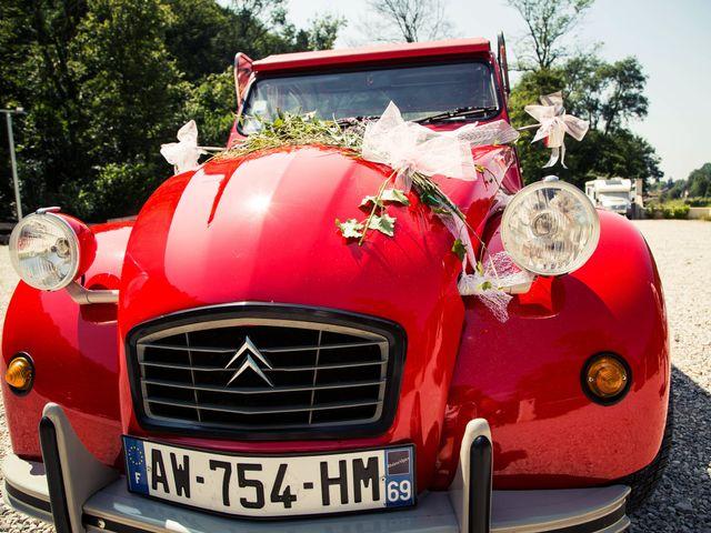 Le mariage de Denis et Lucie à Neuville-sur-Ain, Ain 26
