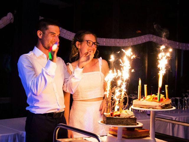 Le mariage de Denis et Lucie à Neuville-sur-Ain, Ain 34