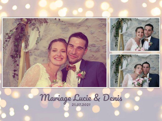Le mariage de Denis et Lucie à Neuville-sur-Ain, Ain 38