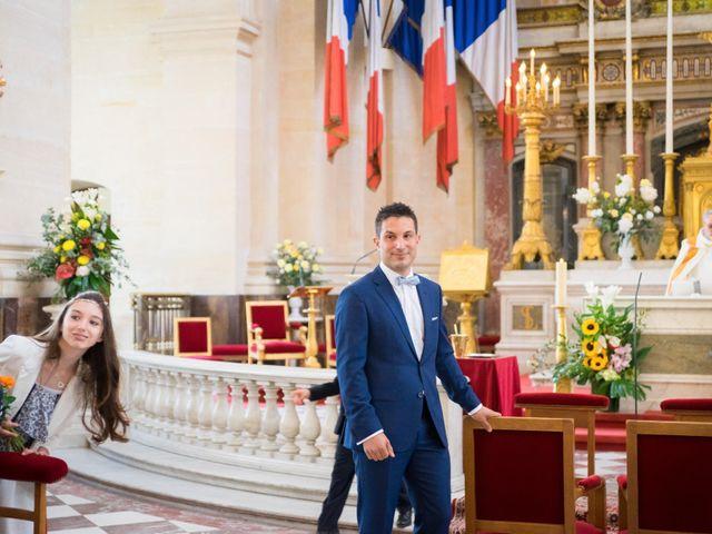 Le mariage de Alexis et Manon à Paris, Paris 15
