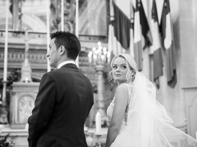 Le mariage de Alexis et Manon à Paris, Paris 18