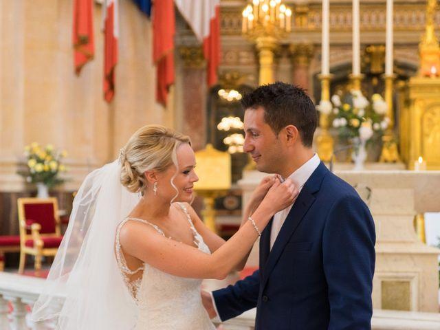 Le mariage de Alexis et Manon à Paris, Paris 20