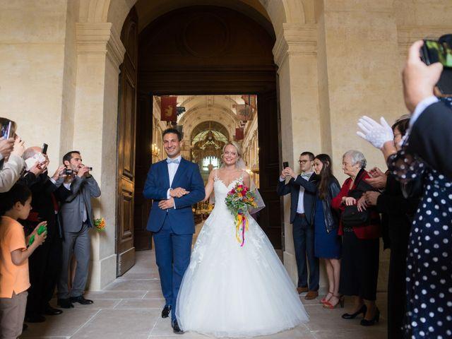 Le mariage de Alexis et Manon à Paris, Paris 21
