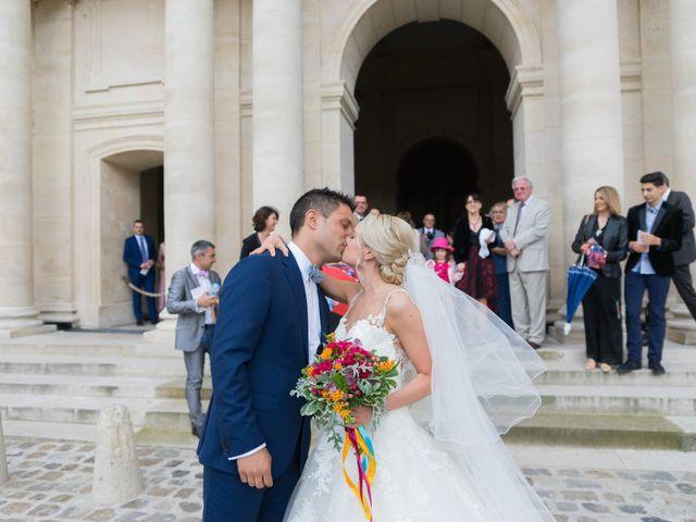 Le mariage de Alexis et Manon à Paris, Paris 22