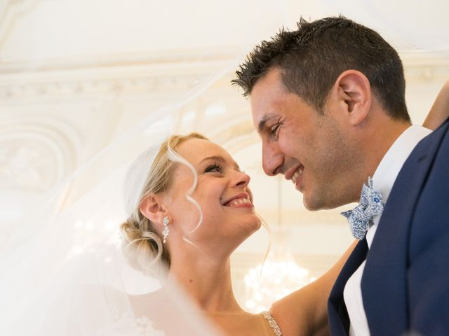 Le mariage de Manon et Alexis